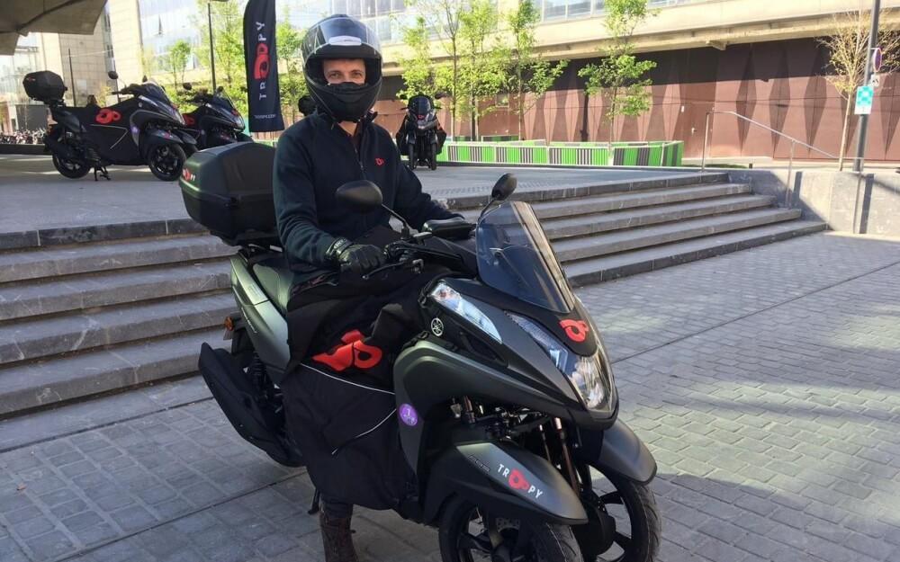 Ils en ont marre des scooters (via leparisien.fr)