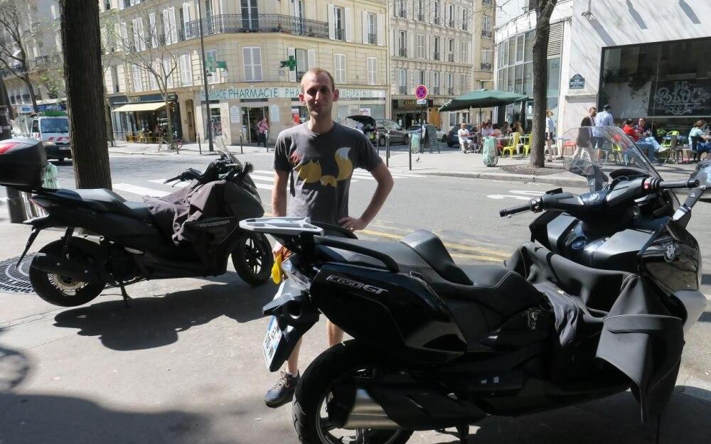 Paris : piétons, cyclistes… ils en ont « Ras le scoot » ! (via leparisien.fr)
