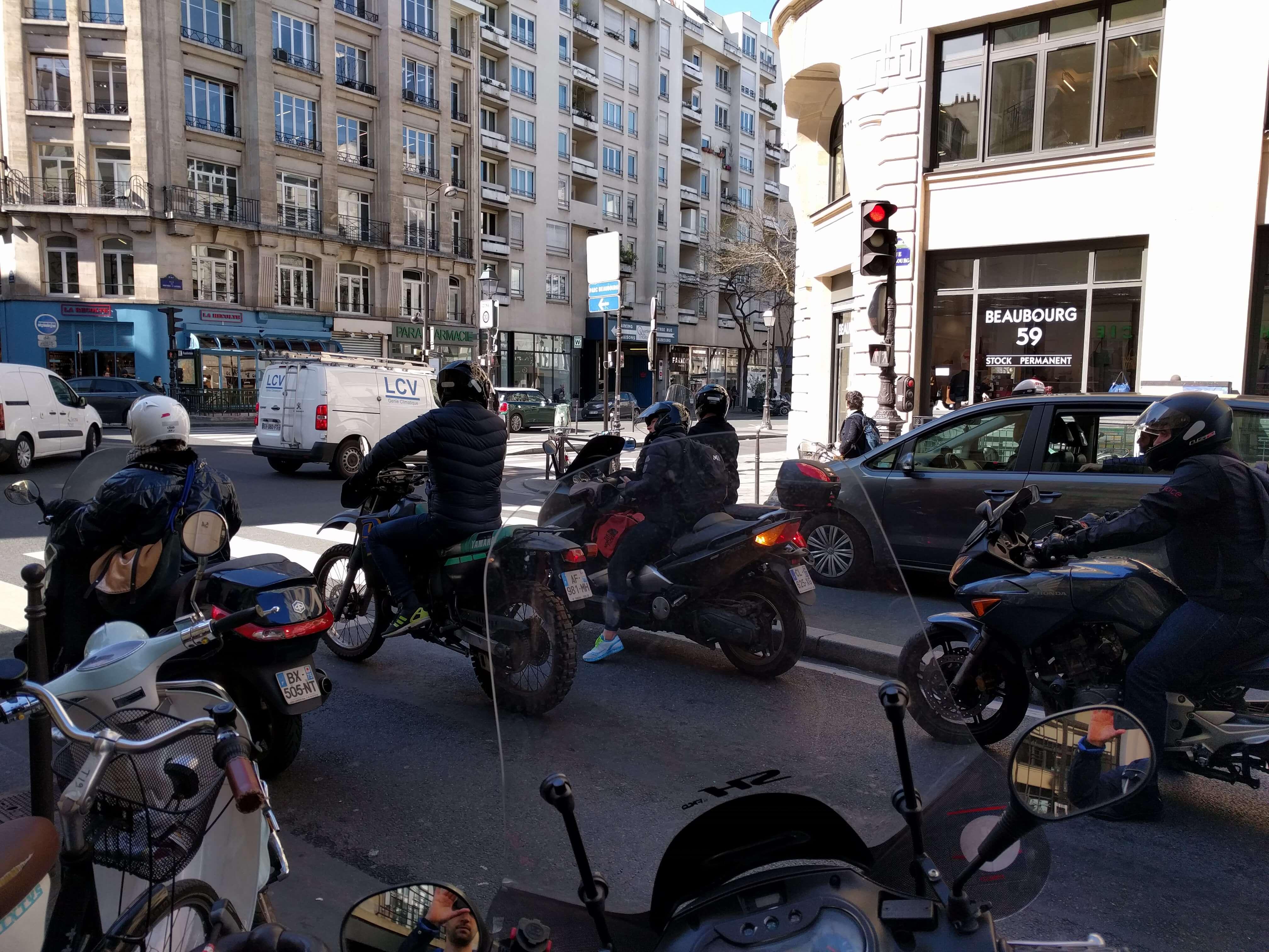 Non à l'exemption du contrôle technique pour les motos