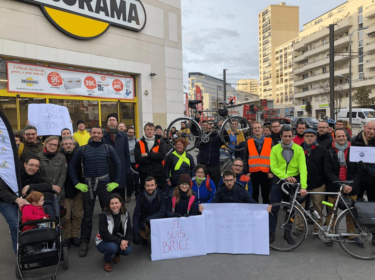 Cycliste violemment frappé par un conducteur de scooter à Châtillon (92) : une prise de conscience s'impose